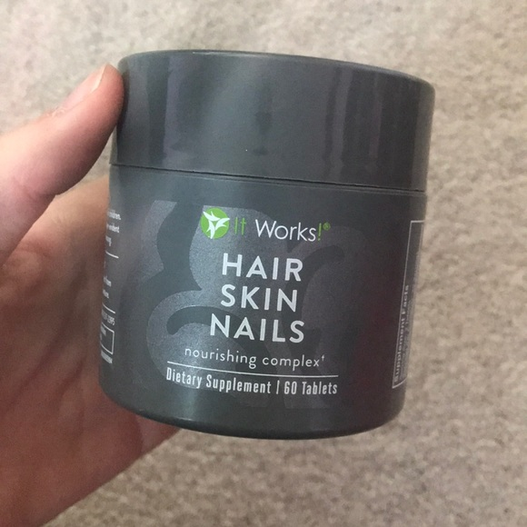 It Works Other   Hair Skin Nail Vitamins   Poshmark